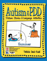 Image Autism & PDD Picture Stories & Language Activities: Summer