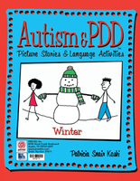 Image Autism & PDD Picture Stories & Language Activities: Winter