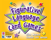 Image Figurative Language Card Games