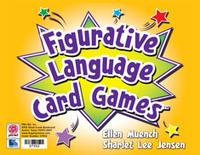 Image Figurative Language Card Games