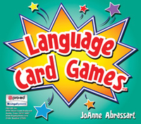 Image Language Card Games