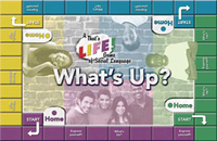 Image What's Up? A That's LIFE! Game of Social Language