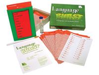 Image LanguageBURST: A Language and Vocabulary Game