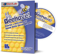 Image We Beehave! Stories & Activities for Social Skills Development