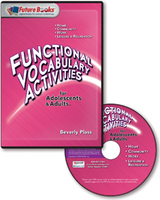 Image Functional Vocabulary Activities for Adolescents & Adults