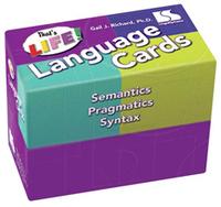 Image That's LIFE! Language Cards