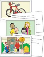 Image No-Glamour Grammar Cards