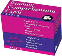 Image Reading Comprehension Cards Level 2