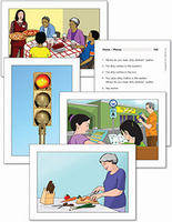 Image Just for Adults Apraxia Cards