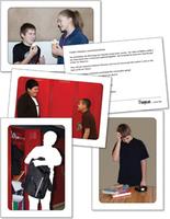 Image Social Language Photo Cards Adolescent