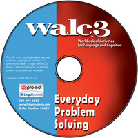 Image WALC 3 Everyday Problem Solving on CD