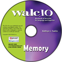 Image WALC 10 Memory on CD