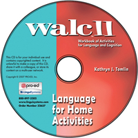 Image WALC 11 Language for Home Activities on CD