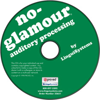 Image No-Glamour Auditory Processing on CD