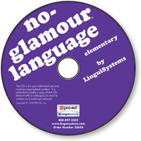Image No-Glamour Language Elementary on CD