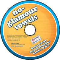 Image No-Glamour Vowels on CD