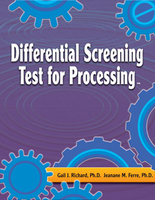 Image Differential Screening Test for Processing (DSTP)