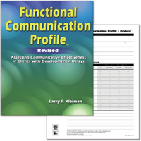 Image Functional Communication Profile revised FCP-R