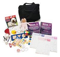 Image Infant Toddler Developmental Assessment Sec Ed Complete Kit IDA-2 wo Manipulativ
