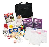 Image Infant Toddler Developmental Assessment Sec Ed Complete Kit IDA-2 wo Manipulativ