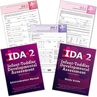 Image Infant Toddler Developmental Assessments Second Edition IDA-2