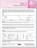 Image IDA-2 Health Recording Guide (25)