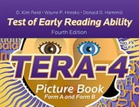Image TERA-4 Picture Book Form A and Form B