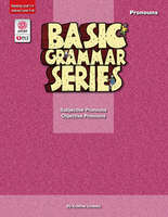 Image Basic Grammar Series Books - Pronouns