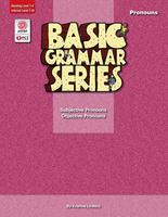 Image Basic Grammar Series Books - Pronouns