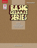 Image Basic Grammar Series Books - Punctuation
