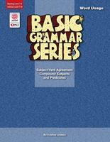 Image Basic Grammar Series Books - Word Usage