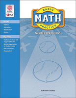 Image Basic Math Practice: Number Operations