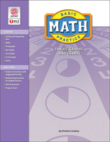 Image Basic Math Practice: Tables Graphs and Charts