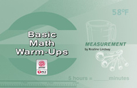 Image Basic Math Warm-Ups: Measurement