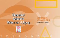Image Basic Math Warm-Ups: Number Concepts