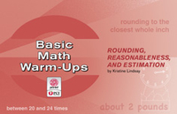 Image Basic Math Warm-Ups: Rounding Reasonableness and Estimation