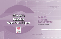 Image Basic Math Warm-Ups: Tables Graphs and Charts