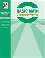 Image Basic Math Assessments: Measurement