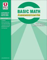 Image Basic Math Assessments: Measurement