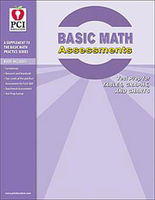 Image Basic Math Assessments: Tables Graphs and Charts