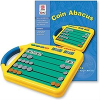 Image Coin Abacus and Coin Abacus Worksheets