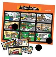 Image Community Places Bingo