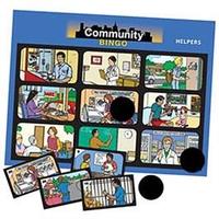 Image Community Helpers Bingo