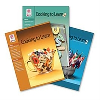 Image Cooking to Learn: COMBO (All 3 Books)