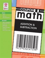 Image Coupon Math: Addition & Subtraction