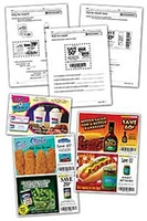 Image Coupon Math: Addition & Subtraction - Additional Coupon Flyers (3-Pack)