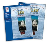 Image United States Law: Classroom Set (w/Print Teacher's Guide)