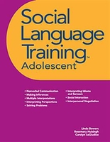 Image Social Language Training Adolescent