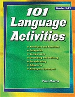 Image 101 Language Activities