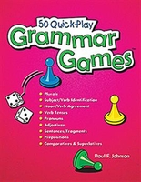 Image 50 Quick-Play Grammar Games